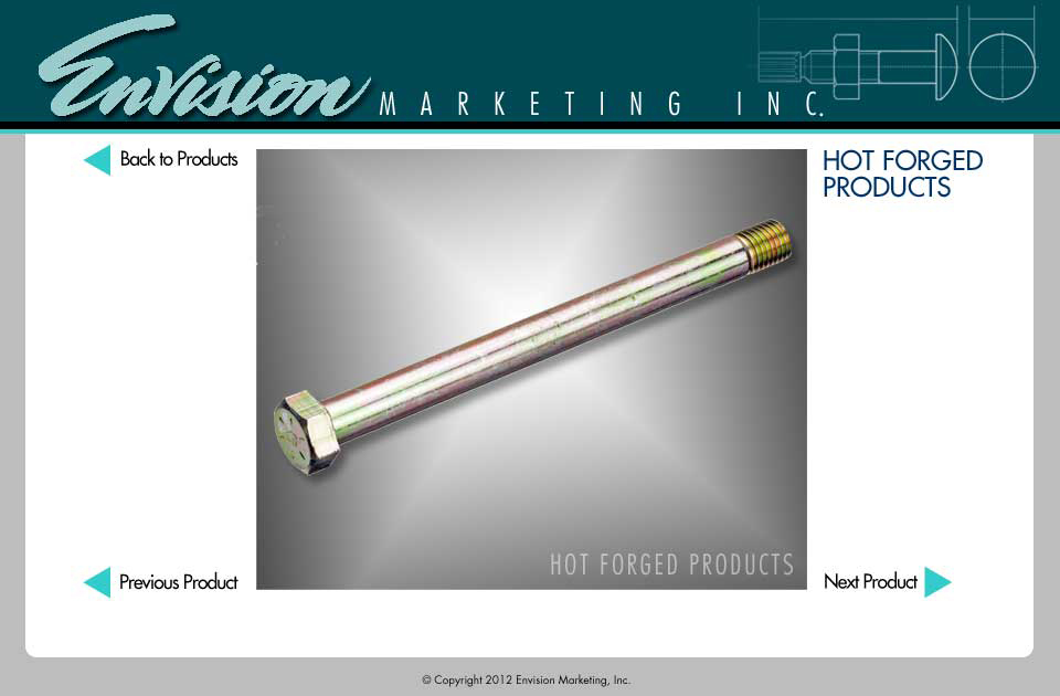 Envision Hot Forged 4