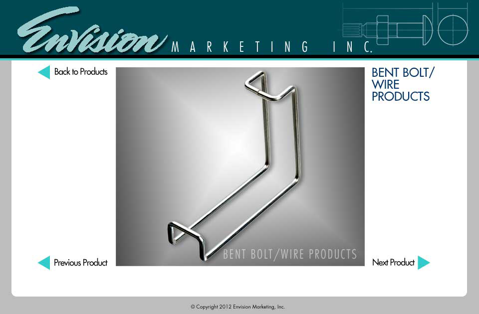 Envision Bent Bolt Wire 2